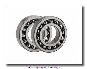 20 mm x 47 mm x 18 mm  FAG 2204-TVH Self-Aligning Ball Bearings