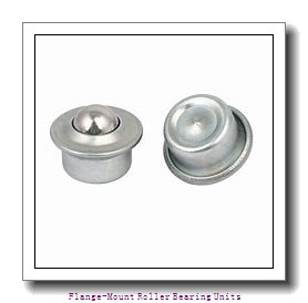 QM DVC13K203SO Flange-Mount Roller Bearing Units