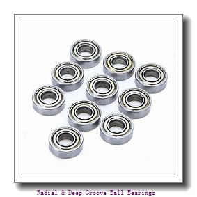 MRC 310SFF-HYB#1 Radial & Deep Groove Ball Bearings