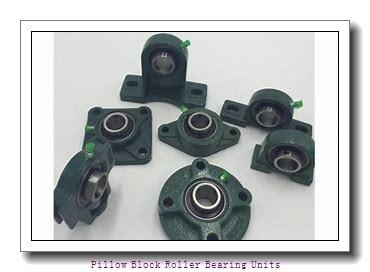 2.688 Inch | 68.275 Millimeter x 4.875 Inch | 123.83 Millimeter x 3.5 Inch | 88.9 Millimeter  Rexnord MPS5211F Pillow Block Roller Bearing Units