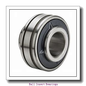55,5625 mm x 100 mm x 32,54 mm  Timken RA203RRB Ball Insert Bearings