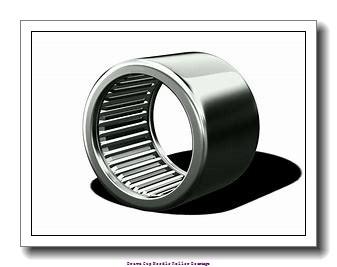 1-1/4 in x 1-5/8 in x 1 in  Koyo NRB MH-20161-D Drawn Cup Needle Roller Bearings