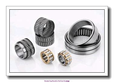 1-1/2 in x 1-7/8 in x 5/8 in  Koyo NRB GB-2410 Drawn Cup Needle Roller Bearings