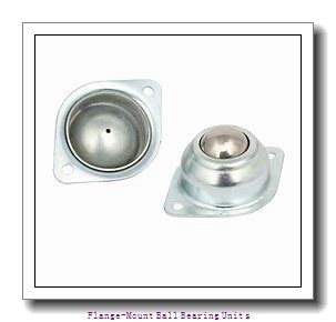 Timken FLCT1 7/16 Flange-Mount Ball Bearing Units