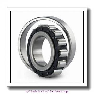80 mm x 170 mm x 39 mm  FAG NUP316-E-TVP2 Cylindrical Roller Bearings