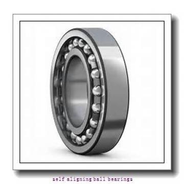 40 mm x 80 mm x 23 mm  FAG 2208-K-2RS-TVH-C3 Self-Aligning Ball Bearings
