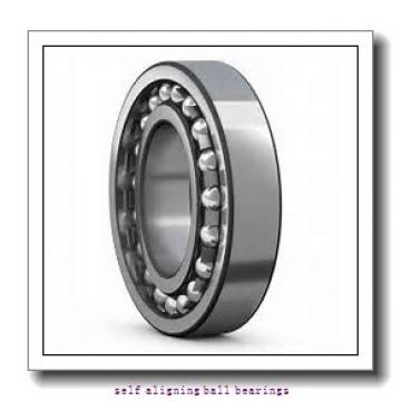 55 mm x 100 mm x 21 mm  FAG 1211-TVH Self-Aligning Ball Bearings