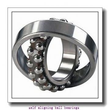 35 mm x 80 mm x 21 mm  FAG 1307-TVH Self-Aligning Ball Bearings