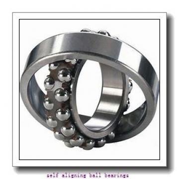 85 mm x 150 mm x 28 mm  FAG 1217-K-TVH-C3 Self-Aligning Ball Bearings