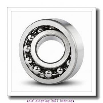 25 mm x 62 mm x 17 mm  FAG 1305-TVH Self-Aligning Ball Bearings