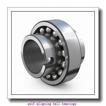 55 mm x 100 mm x 21 mm  FAG 1211-K-TVH-C3 Self-Aligning Ball Bearings