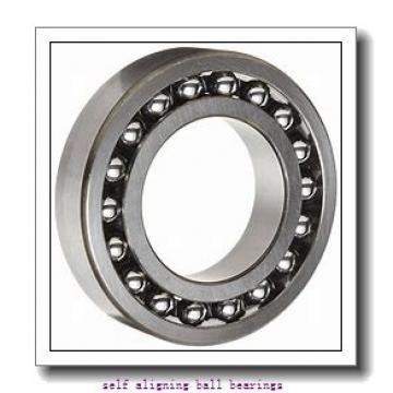 70 mm x 125 mm x 24 mm  FAG 1214-TVH Self-Aligning Ball Bearings