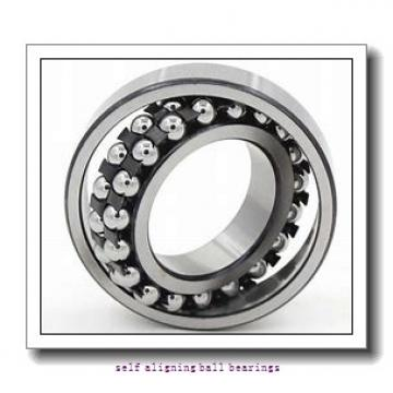 35 mm x 80 mm x 31 mm  FAG 2307-2RS-TVH Self-Aligning Ball Bearings