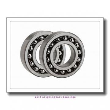100 mm x 215 mm x 47 mm  FAG 1320-M Self-Aligning Ball Bearings