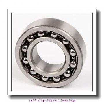 20 mm x 52 mm x 21 mm  FAG 2304-2RS-TVH Self-Aligning Ball Bearings