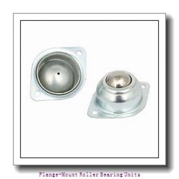 1-15/16 in x 4.6250 in x 6.5000 in  Cooper 01EBCDF115GRAT Flange-Mount Roller Bearing Units