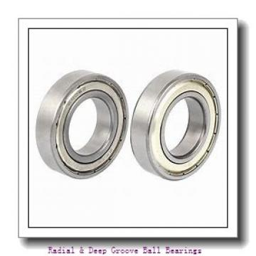 MRC 209SZZCG Radial & Deep Groove Ball Bearings