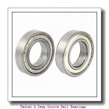 MRC XLS 2-1/8 Radial & Deep Groove Ball Bearings
