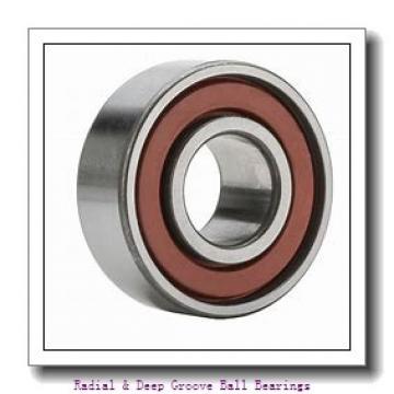 MRC 320M Radial & Deep Groove Ball Bearings