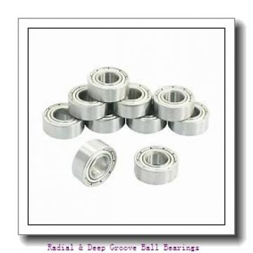 MRC 221M Radial & Deep Groove Ball Bearings