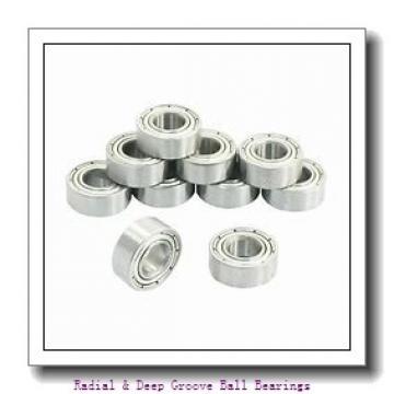 MRC 8501 Radial & Deep Groove Ball Bearings