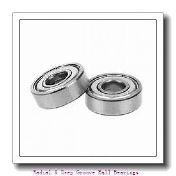 MRC 206SFF19 Radial & Deep Groove Ball Bearings
