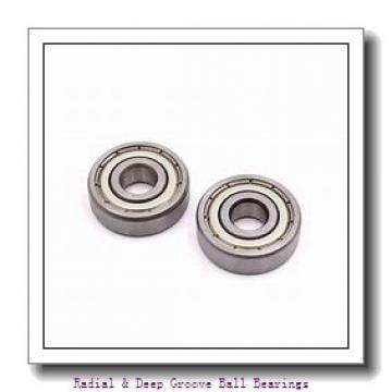 MRC 308SG Radial & Deep Groove Ball Bearings
