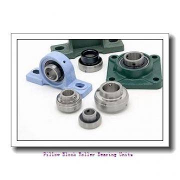6.4375 in x 20-7/8 to 23-5/8 in x 8-3/4 in  Rexnord ZAFS5607F Pillow Block Roller Bearing Units