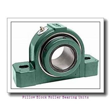 2.4375 in x 8-5/8 to 9-5/8 in x 4-3/8 in  Rexnord MAF5207 Pillow Block Roller Bearing Units