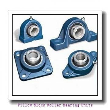 2.188 Inch | 55.575 Millimeter x 4.125 Inch | 104.775 Millimeter x 2.5 Inch | 63.5 Millimeter  Rexnord ZA5203 Pillow Block Roller Bearing Units