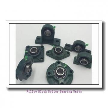 3.4375 in x 9-5/16 to 11-5/16 in x 4-37/64 in  Rexnord MPS3307F Pillow Block Roller Bearing Units