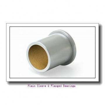 Bunting Bearings, LLC AA360005 Plain Sleeve & Flanged Bearings