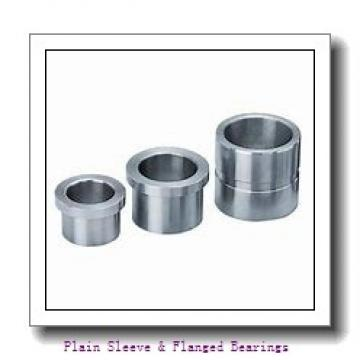Bunting Bearings, LLC CB364428 Plain Sleeve & Flanged Bearings