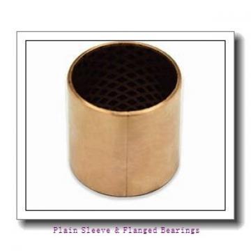 Bunting Bearings, LLC CB648048 Plain Sleeve & Flanged Bearings