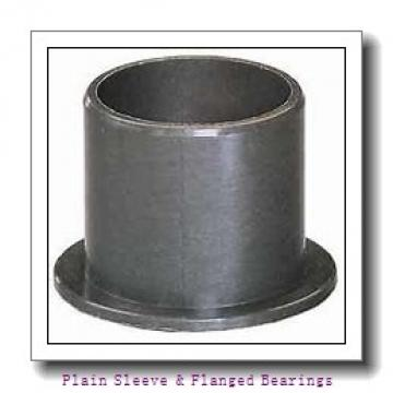Bunting Bearings, LLC AAB502 Plain Sleeve & Flanged Bearings