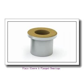 Bunting Bearings, LLC AA0385 Plain Sleeve & Flanged Bearings