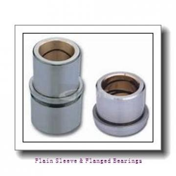 Bunting Bearings, LLC EP060805 Plain Sleeve & Flanged Bearings