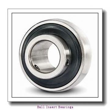 31.75 mm x 80 mm x 38,1 mm  Timken GN104KRRB Ball Insert Bearings