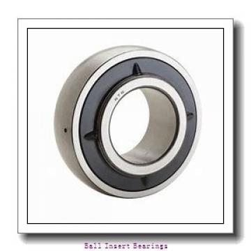 AMI KH207-23 Ball Insert Bearings