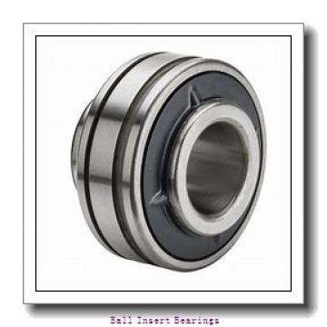 74,6125 mm x 130 mm x 74,61 mm  Timken 1215KRR Ball Insert Bearings