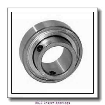 26,9875 mm x 62 mm x 36,51 mm  Timken G1101KRRB Ball Insert Bearings