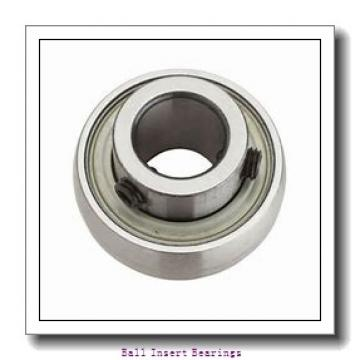 25,4 mm x 52 mm x 34,92 mm  Timken G1100KLLB Ball Insert Bearings