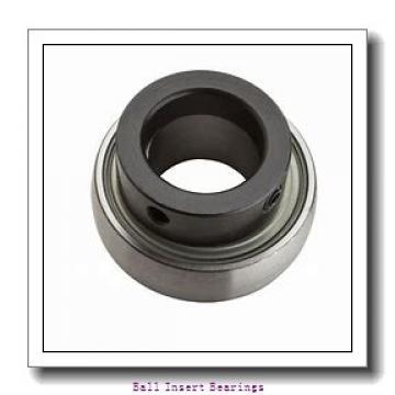 55,5625 mm x 100 mm x 32,54 mm  Timken GRA203RRB Ball Insert Bearings
