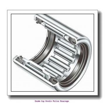 1/2 in x 0.438 in x 1/2 in  Koyo NRB RC-040708-FS Drawn Cup Needle Roller Bearings