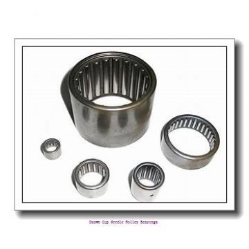 3/4 in x 1 in x 3/4 in  Koyo NRB M-12121-GF Drawn Cup Needle Roller Bearings