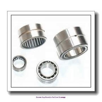 13/16 in x 1-1/16 in x 3/8 in  Koyo NRB B-136 Drawn Cup Needle Roller Bearings