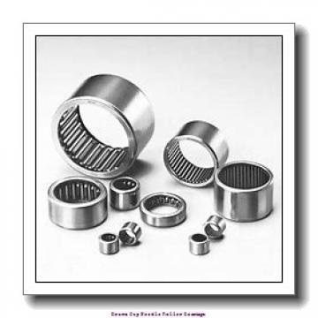 1/2 in x 11/16 in x 3/4 in  Koyo NRB B-812;PDL449 Drawn Cup Needle Roller Bearings