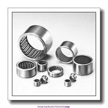 60 mm x 68 mm x 12 mm  Koyo NRB HK6012 Drawn Cup Needle Roller Bearings