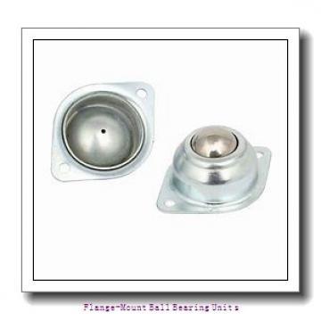 Timken GVFD1 Flange-Mount Ball Bearing Units