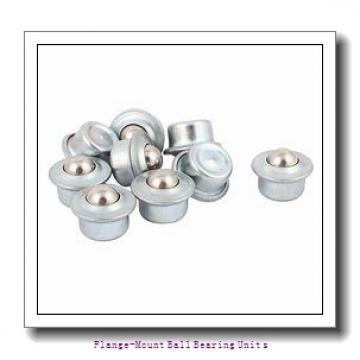 Link-Belt F3U2E48N Flange-Mount Ball Bearing Units